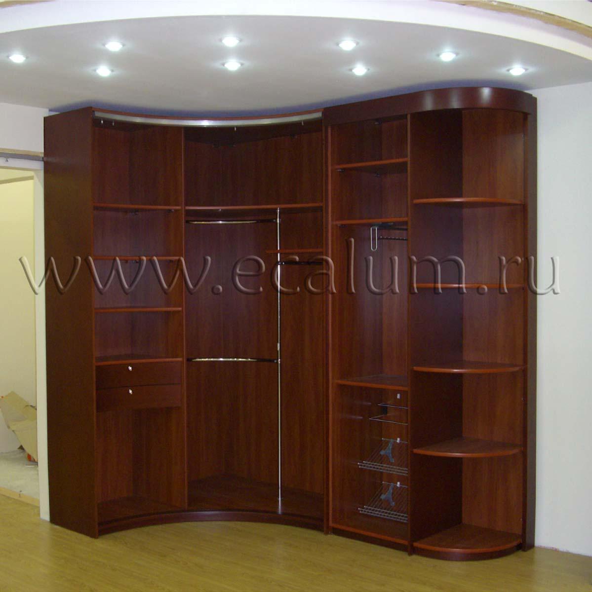 Раздвижные двери для гардеробной - фото, купить на заказ в э.