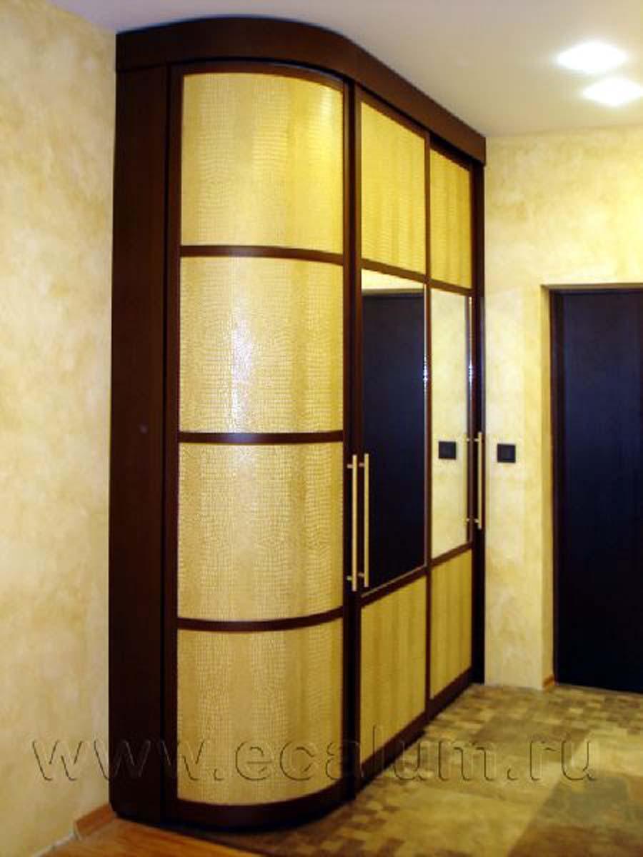 Шкафы-купе в прихожую и коридор - фото, купить на заказ в эк.