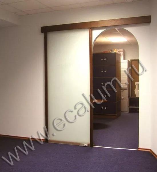 Двери на арку раздвижные